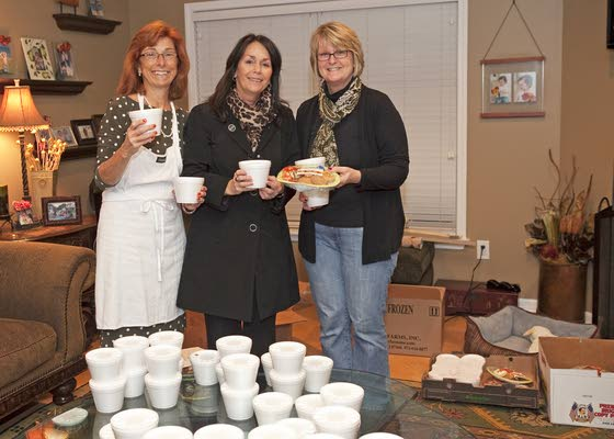 Northfield Mothers League keeps its tradition of 'Thinking of You'