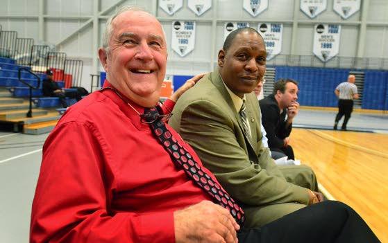 A Matthews' milestone: Stockton men's basketball coach Gerry Matthews gets 500th career win