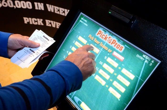 fake Sports betting