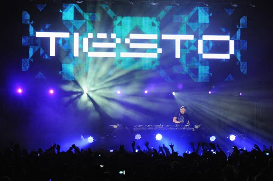Greatest DJ of All Time? Tiesto brings electronic music to Borgata