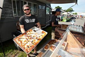 No Boloney: Tony's Farm Table hits big at farmers markets
