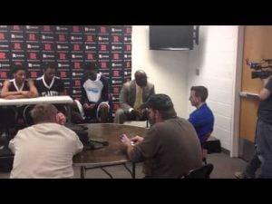 Atlantic City boys basketball postgame news conference