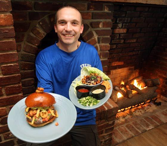 Reinventing a Shore InstitutionFred's Tavern brings inexpensive, fresh pub food to Stone Harbor