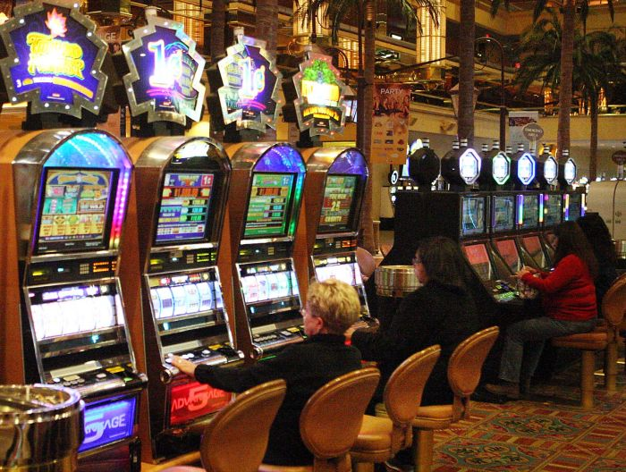 tropicana ac slot machines