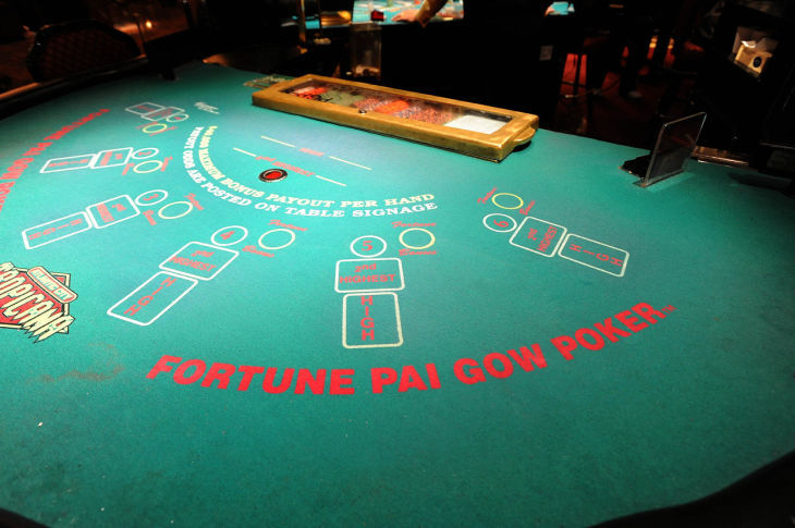 Asian gamblers