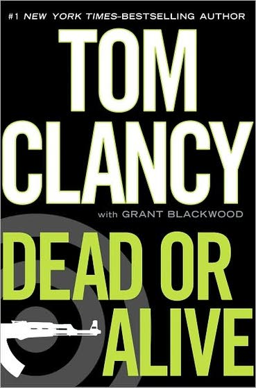 Tom Clancy's 'Dead or Alive' again tops fiction best-seller list