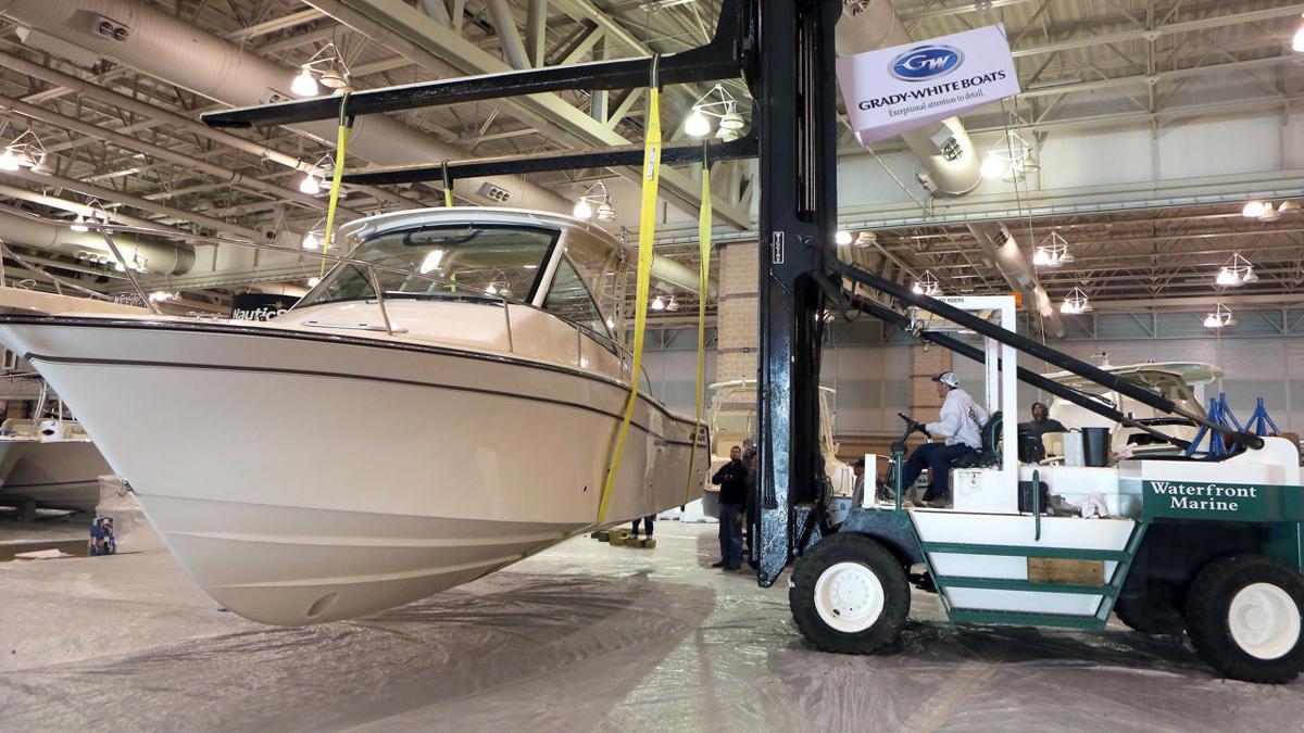 Atlantic City Boat Show Prep
