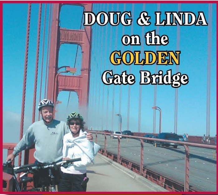 Doug and Linda