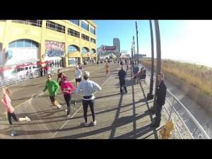 Atlantic City Marathon, Oct. 21,2012