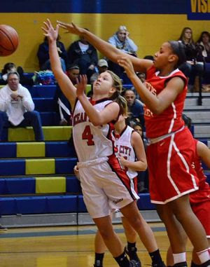 Girls basketball: No. 3 Ocean City doomed by turnovers in loss to No. 2 Rancocas Valley