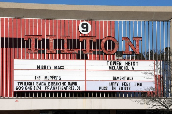 Movie theatre tilton nh