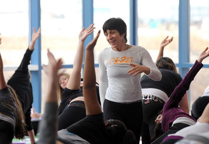 yoga in school