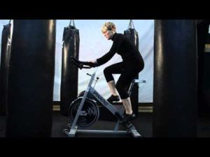 Your Workout: Spin Bike Intervals