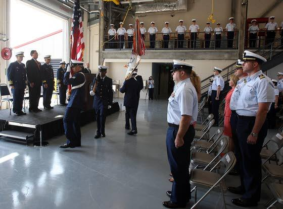 Learn about the Cape May Coast Guard base or other things to enjoy At The Shore Today