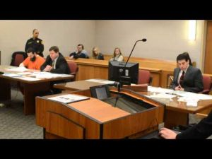 911 call by Ryan Patterson played in court March 7, 2013