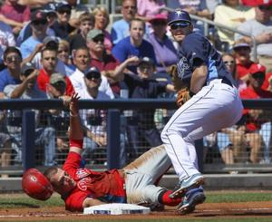Phillies lose, but impress A.L. Cy Young winner Price