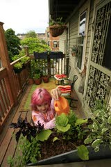 Turning your balcony space into a wonderland of growth