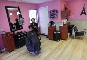 Egg Harbor City woman returns to where she started as hairdresser