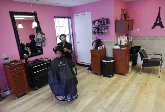 Egg Harbor City woman returns to where she started as hairdresser