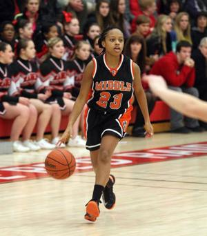 My life: Middle Township basketball player Lauryn Fields