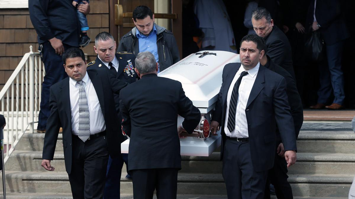 Photos from the funeral for Atlantic City's Bessy Blanco