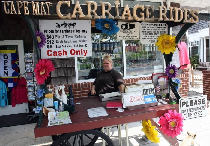 Cape May Carriage Co.