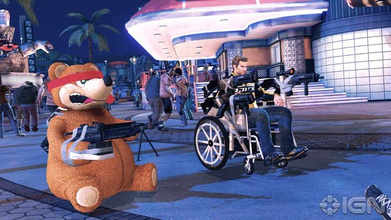 Hard to find brains in 'Dead Rising 2'
