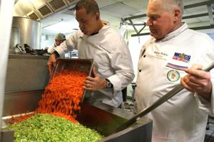 Atlantic City chefs lend talents to soup program for homeless
