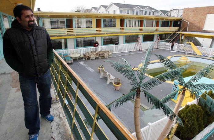doo-wop motels