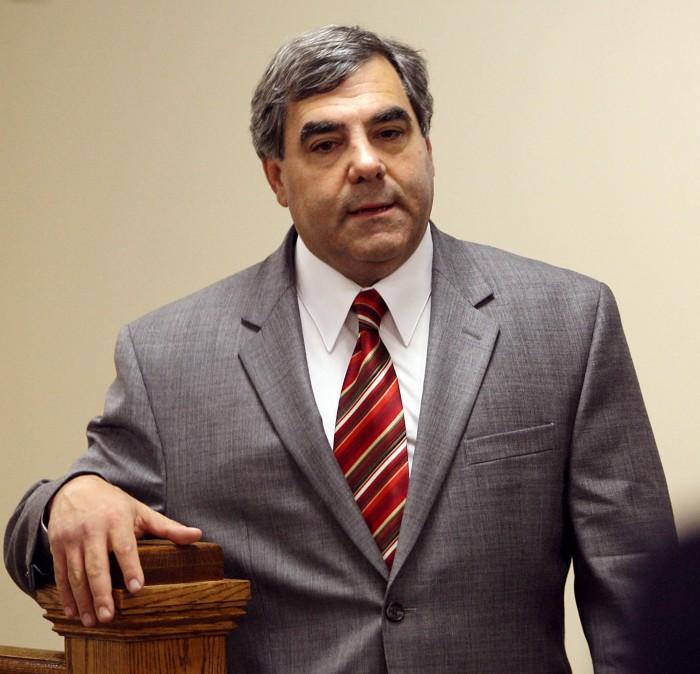 Curcio in Court