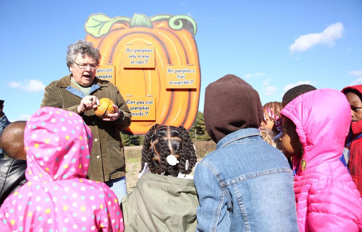 Mayor James Usry Head Start Kids Loving Fall