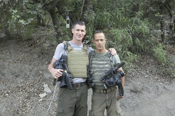 Slain photojournalist  Tim Hetherington remembered in new HBO documentary