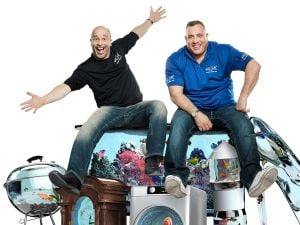 Get Tanked at Home & Garden Show this weekend
