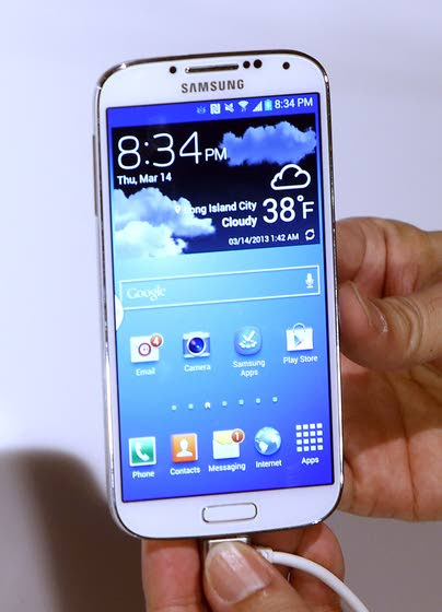 Tech in Galaxy S 4 doesn't come together