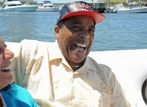 Free boat rides for veterans whisks blues away
