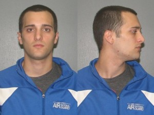 Hagal: Anthony Hagel, 22, of Hamilton Township  - Photo by Egg Harbor Township Police