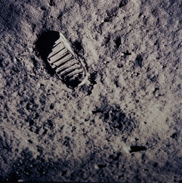 Moon Landing Anniversary Photo Package