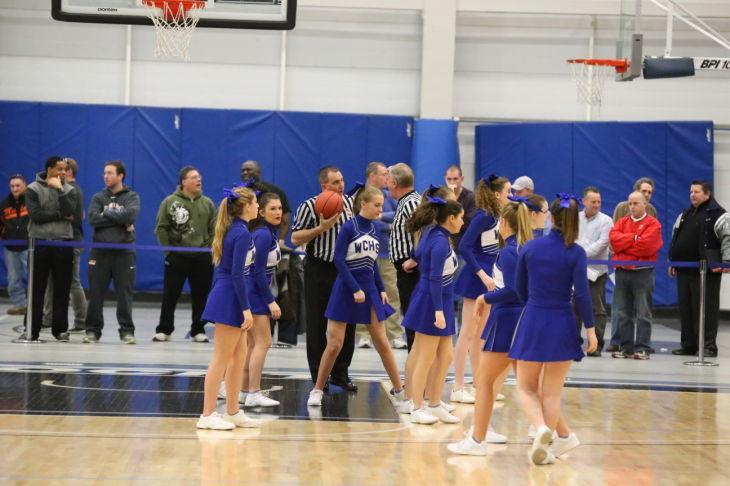 CAL Girls Basketball final