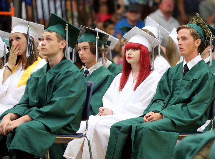 CMC Vo Tech Graduation