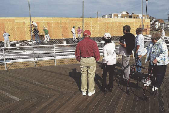 Art installations part of strategy to boost image of Boardwalk