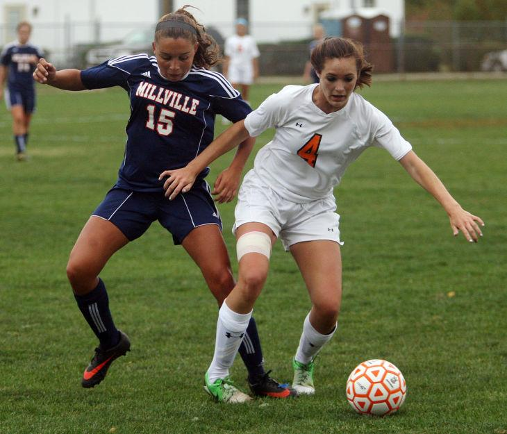 MILLVILLE MIDDLE SOCCER