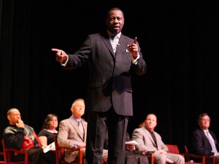 MLK Ceremony OC