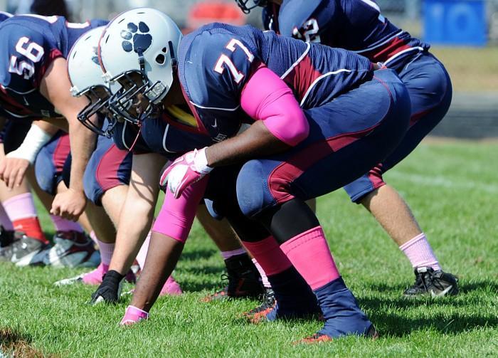 barnegat vs. lacey football