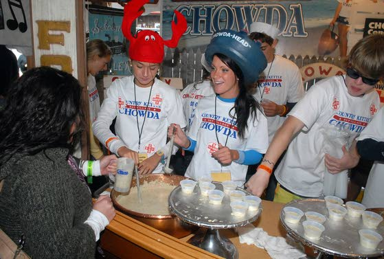 Chowderfest in Beach Haven heads our list of things to do At The Shore Today