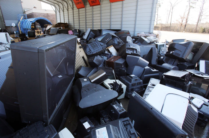 Electronics Dump