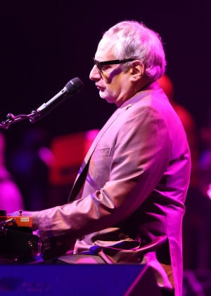 Steely Dan Performing To A Sold Out Crowd In  Ovation Hall At Revel  : ATLANTIC CITY, NJ: Steely Dan performing to a sold out crowd in Ovation Hall at Revel Casino Resort on Friday July 19, 2013 in Atlantic City, NJ Photo: Tom Briglia/ACP - Tom Briglia/PhotoGraphics