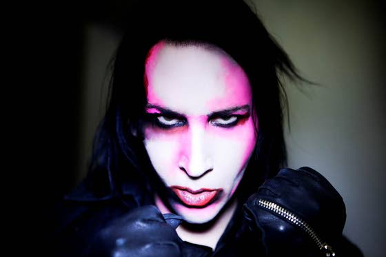 Marilyn Manson cherishes role as musical villain