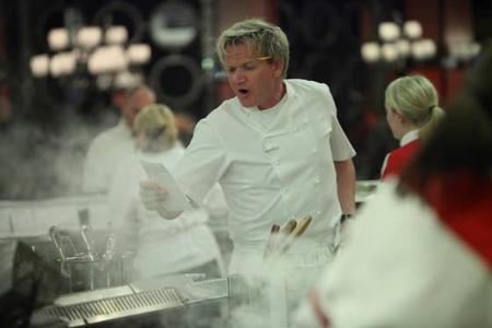 Ramsay cooks up a full TV schedule