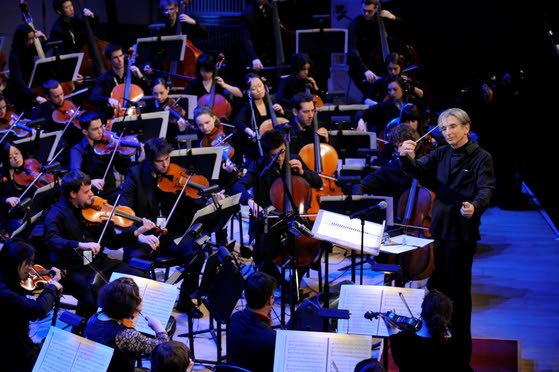 YouTube 2011 orchestra conducting online auditions