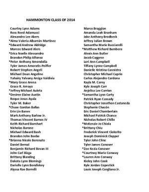 Hammonton Class of 2014.pdf